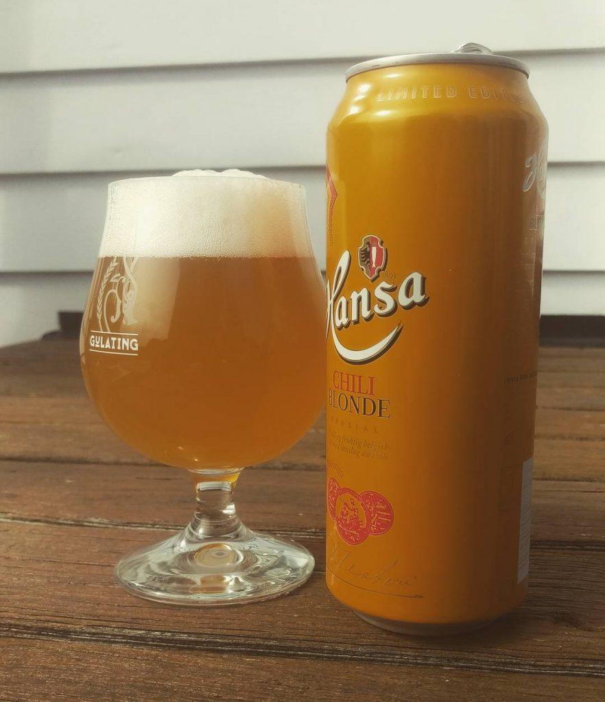 Chili Blonde by Hansa