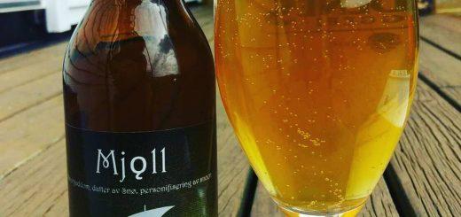 Mjoll blonde ale by Bømmeløen