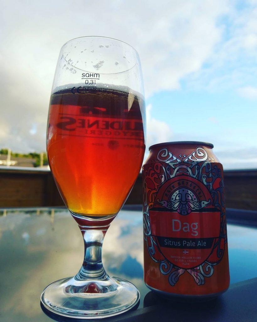 Dag by Ægir bryggeri Sitrus pale ale