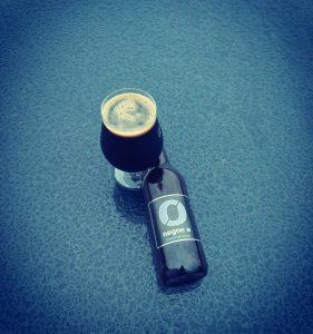 Imperial stout by Nogne O
